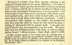 Anning Letter